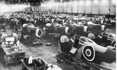 spitfire-factory