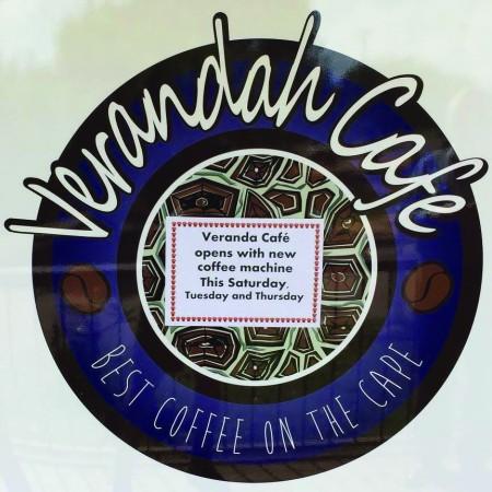 Verandah Cafe Logo