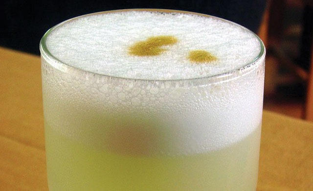 Cocktail Of The Month Pisco Sour The Westsider